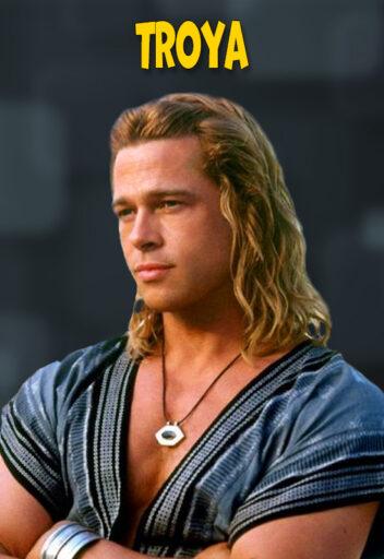 Aquiles en Troya (Brad Pitt)
